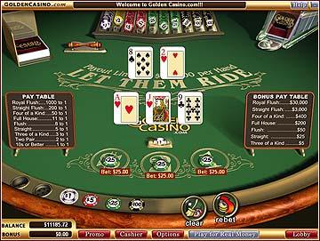 Casino - let it ride http jugar casinos online